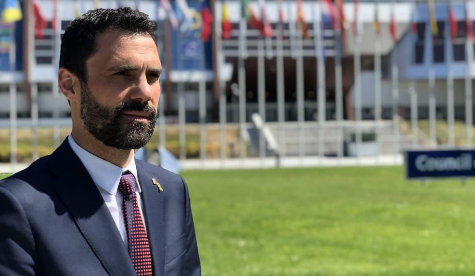 El Independentismo Busca El Apoyo Del Consejo De Europa Cataluña El País