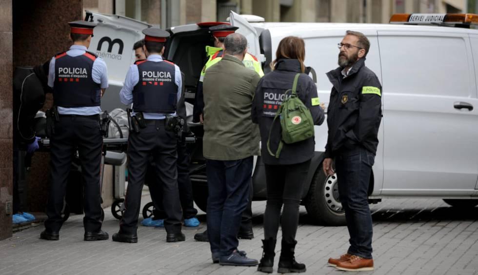 Resultado de imagen de Muere un hombre tiroteado en el distrito del Eixample de Barcelona