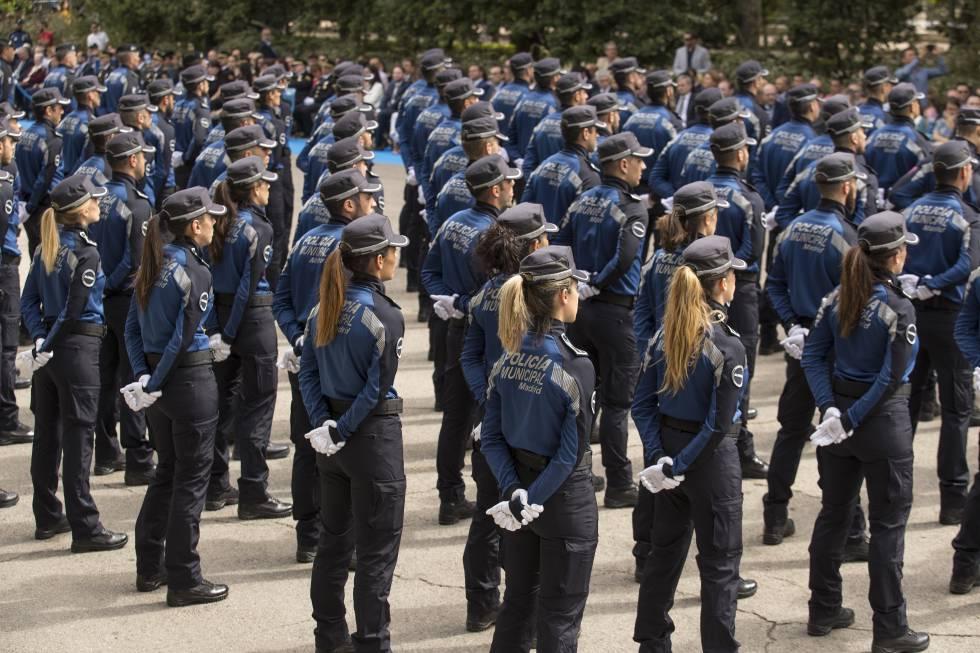 La misteriosa caída de las detenciones de la policía municipal de Madrid
