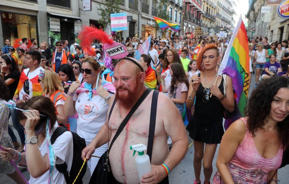 gay madrid viernes