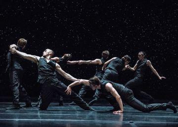 5a1c0fdbe6b5 El infinito baile del Ballet BC de Vancouver detiene la lluvia en el Grec