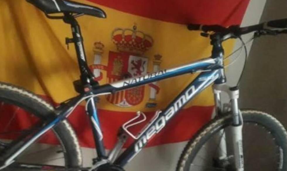 """Caza al ladrón de bicicletas de Wallapop: """"A las 17.00 en"""