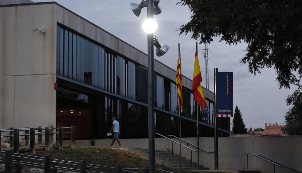 Comisaría de los Mossos d'Esquadra en Gavà