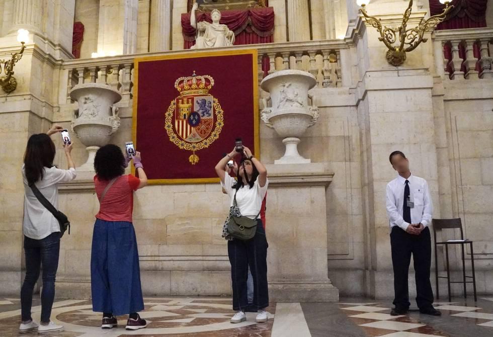 trabajo palacio real