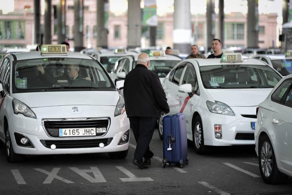 La 'uberización' del taxi | Madrid | EL PAÍS