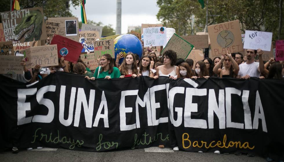 Los ecologistas piden a Colau más ambición en la reducción de emisiones