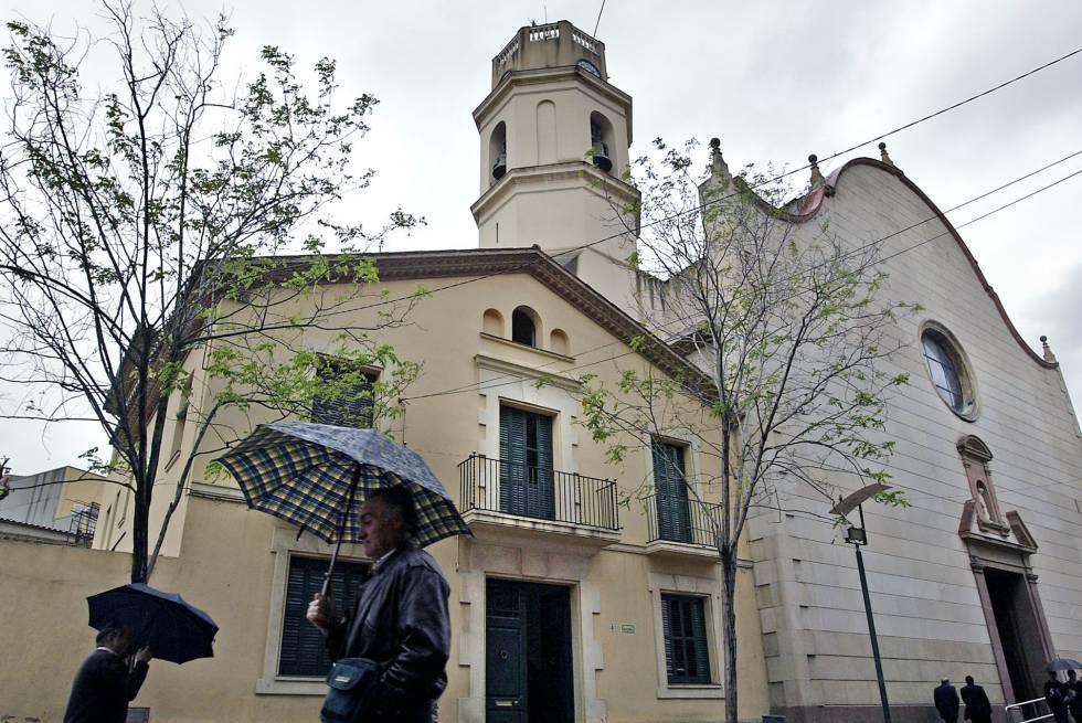 La pena llega a la iglesia de Oriol Junqueras