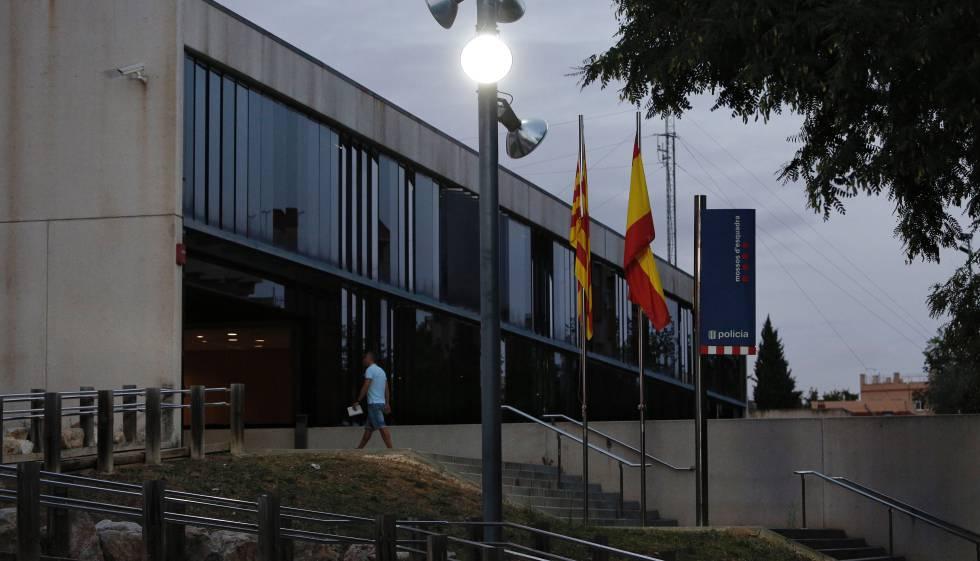 Comisaría de los Mossos d'Esquadra en Gavà.