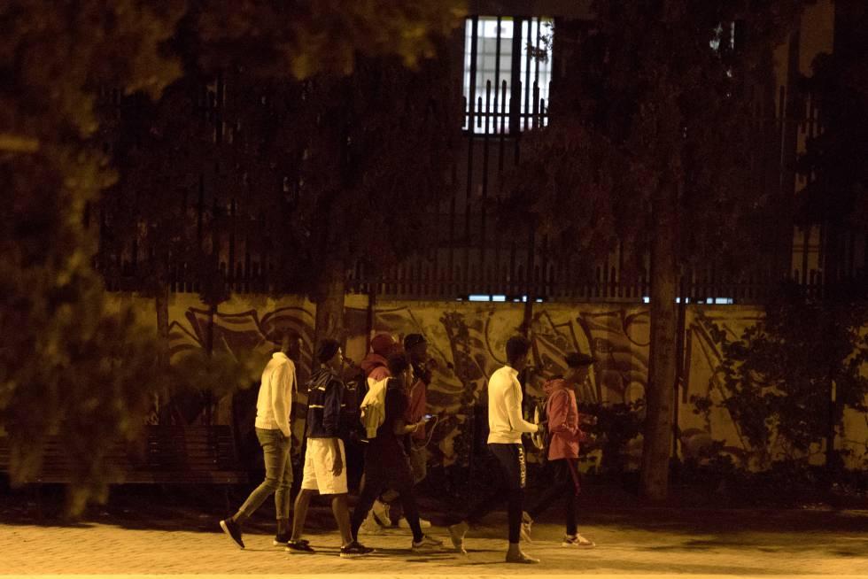 De Asia, África y América a Madrid: la odisea de los niños migrantes