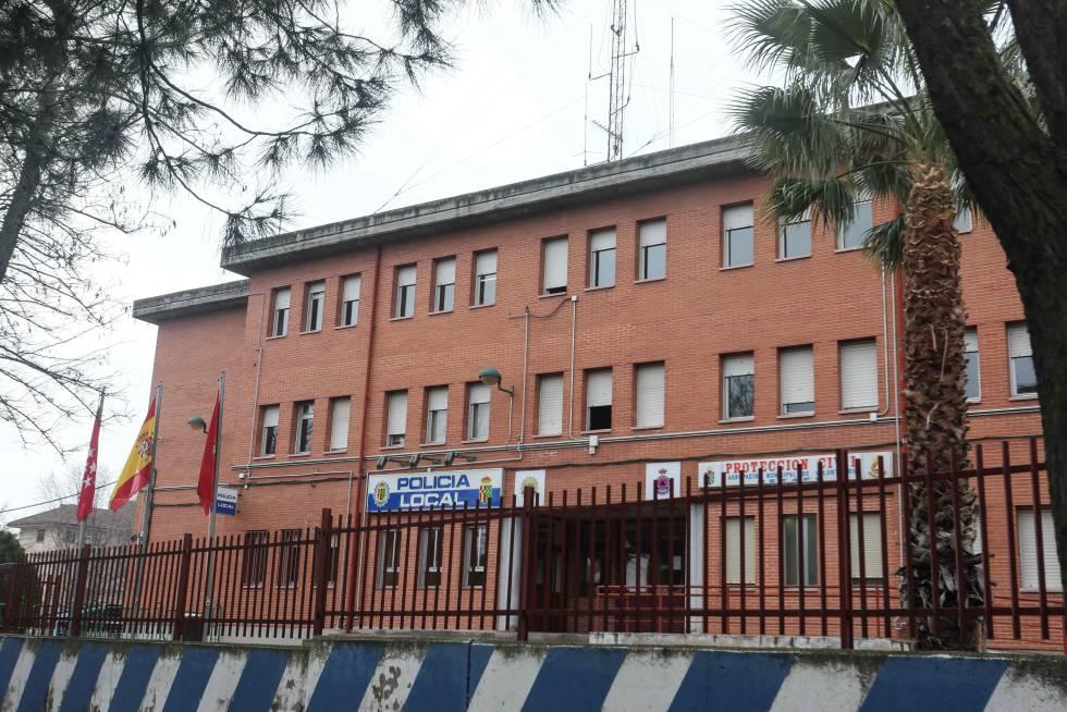 Comisaría de Getafe.