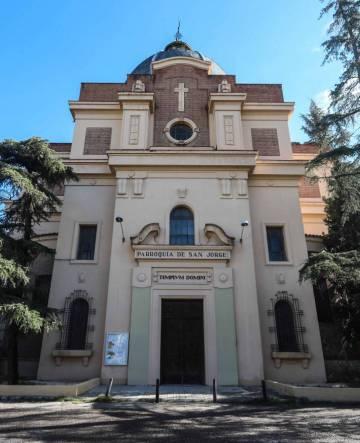 La parroquia de San Jorge, vendida por el Arzobispado.