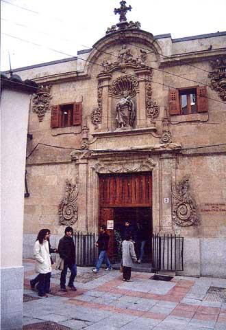 Archivo General de la Guerra Civil en Salamanca.