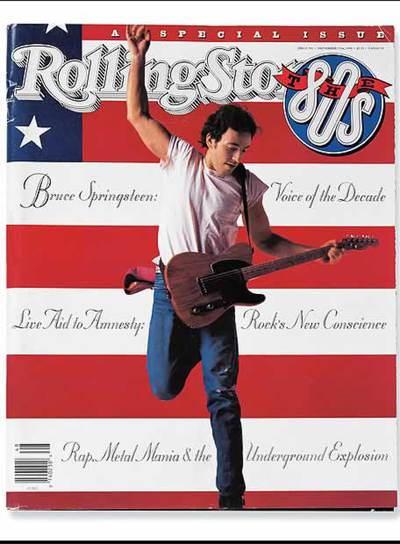 Una expresión taurina, un disco de Springsteen 1323212403_850215_0000000000_sumario_normal