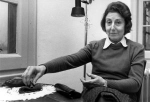 Felicia Fuster, pintora y escritora catalana