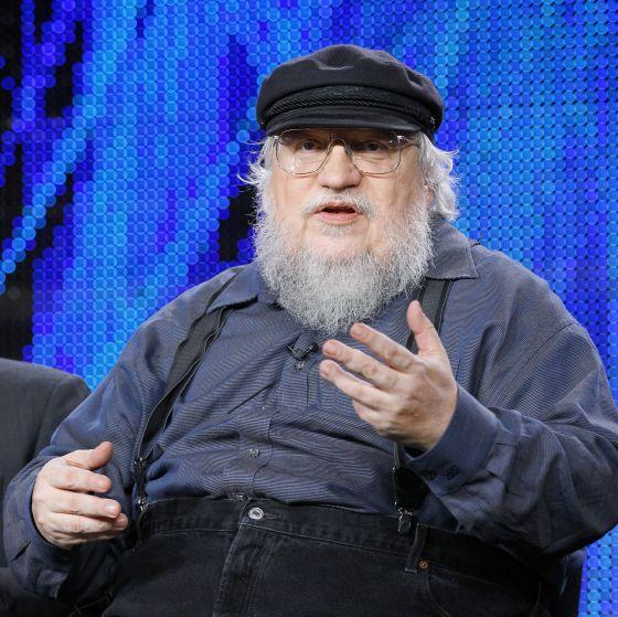 El creador y productor ejecutivo de 'Juego de Tronos' George R. R. Martin.