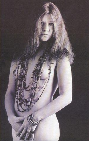 Janis, al desnudo