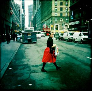 'The broadway beauty', de Sion Fullana en 'Mobile eyephoneography'.