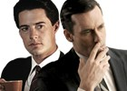 'Twin Peaks' contra 'Mad men'