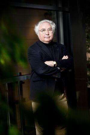 El catedrático de Sociología Manuel Castells. / MASSIMILIANO MINOCRI