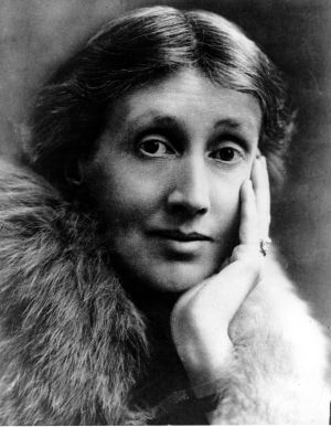 La escritora británica Virginia Woolf.