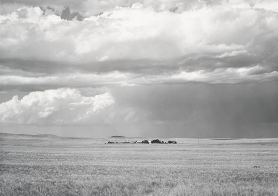 'Noreste de Keota, Colorado, 1969', de Robert Adams.