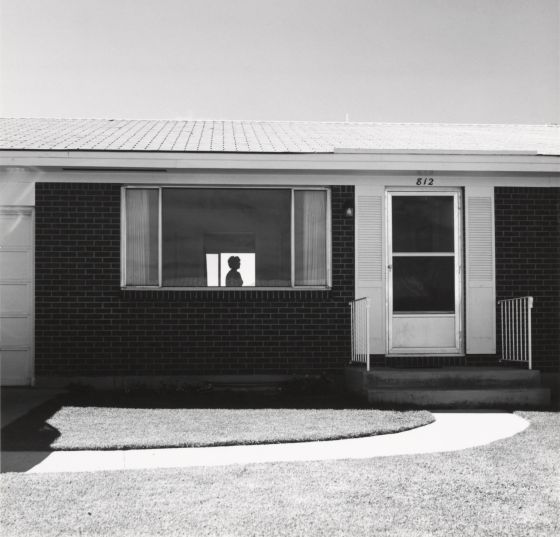 'Colorado Springs, Colorado, 1968', de Robert Adams.