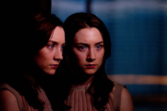 Saoirse Ronan, la protagonista de 'The host (La huésped)'.