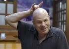 De 'sidrinas' con David Simon