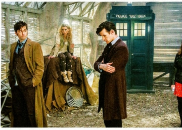 'The day of the doctor', homenaje y futuro de Doctor Who
