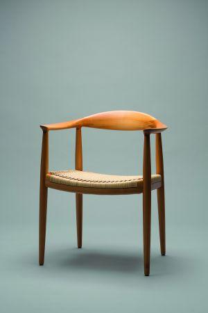 La silla.