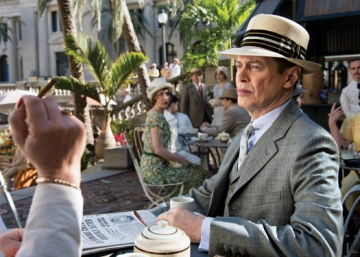 La retirada imposible de Nucky Thompson