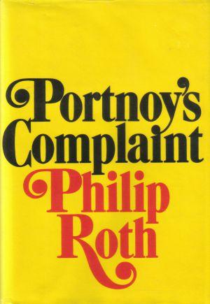 Portada de la primera edición de 'El mal de Portnoy'.