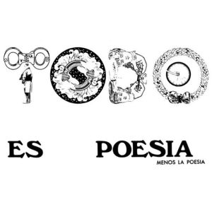Poema visual de Nicanor Parra.