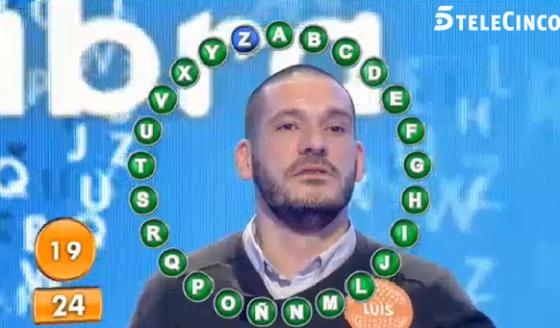 Ganador Pasapalabra: Un trozo de rosco para Cáritas | Televisión | EL PAÍS