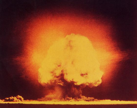 La última voz del proyecto que desarrolló la bomba atómica