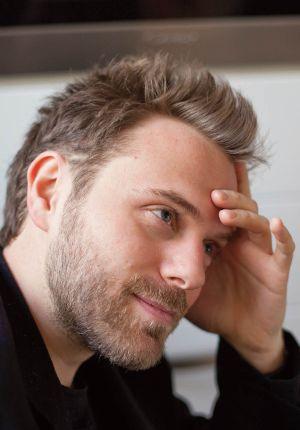 El escritor Paolo Giordano.