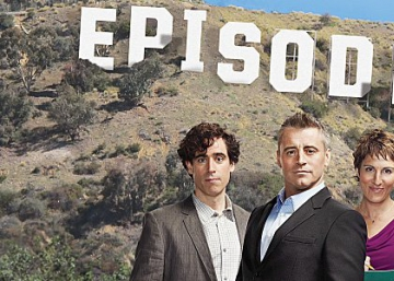 'Episodes': Dentro de Hollywood