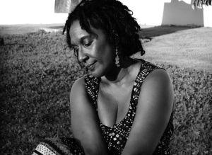 La escritora puertorriqueña Mayra Santos-Febres.
