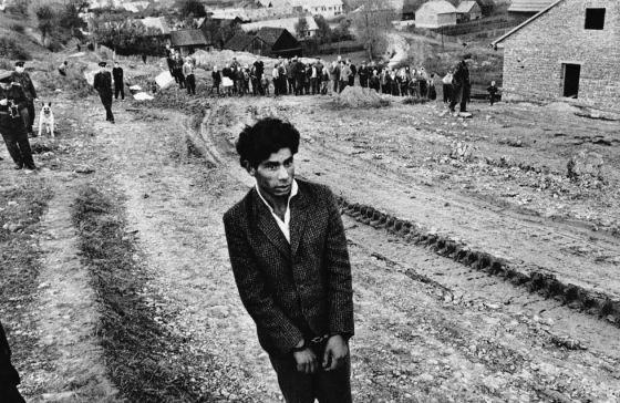 """Josef Koudelka: """"Una buena foto es la que no puedes olvidar"""""""