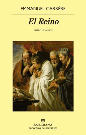 """Carrère: """"El cristianismo es un invento revolucionario"""""""