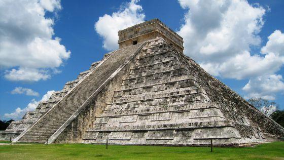 Chichen itz el asombroso legado de los mayas y los for Arquitectura y arte de los mayas