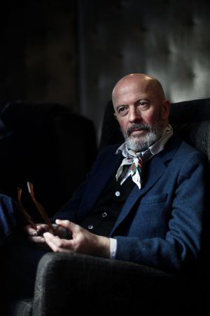 Jacques Audiard, retratado en Madrid en 2012.