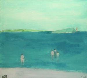 'Al faro' (2013), obra de Joy Laville.