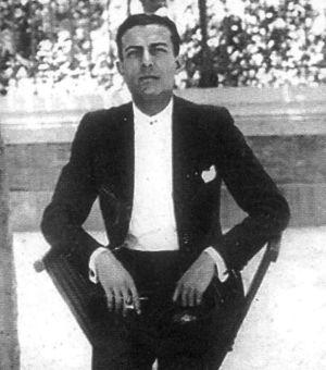 El cantaor Juan Valencia Carpio, 'Juanito Mojama'.