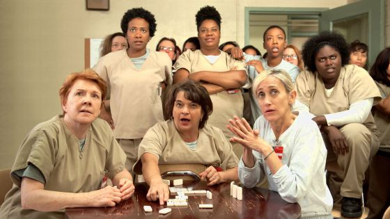 'Orange Is the New Black'.