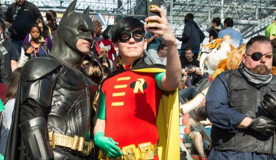 Yo, mí, me, con mi 'selfie'
