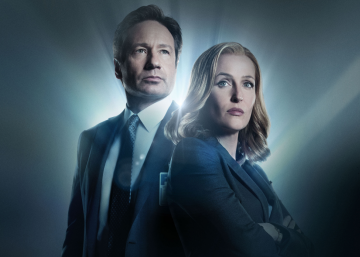 'Expediente X', Mulder, Scully y los noventa