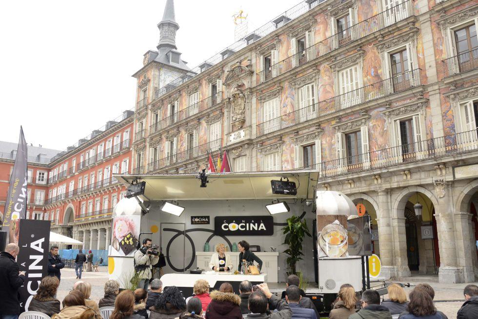 Manuela carmena chef estrella en canal cocina for Programas de cocina en espana