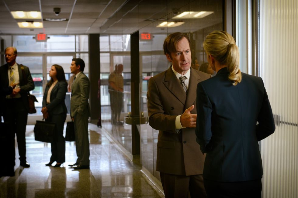 El descenso moral de Jimmy McGill