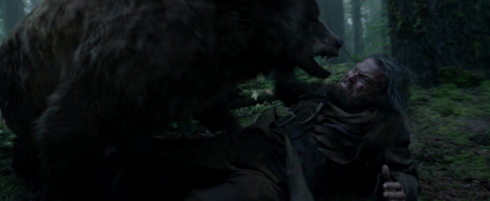 Oscars 2016: The Revenant
